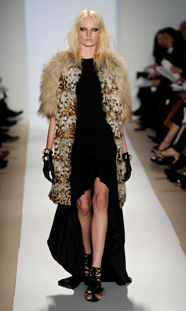 New York Fashion Week: Dennis Basso Fall 2009