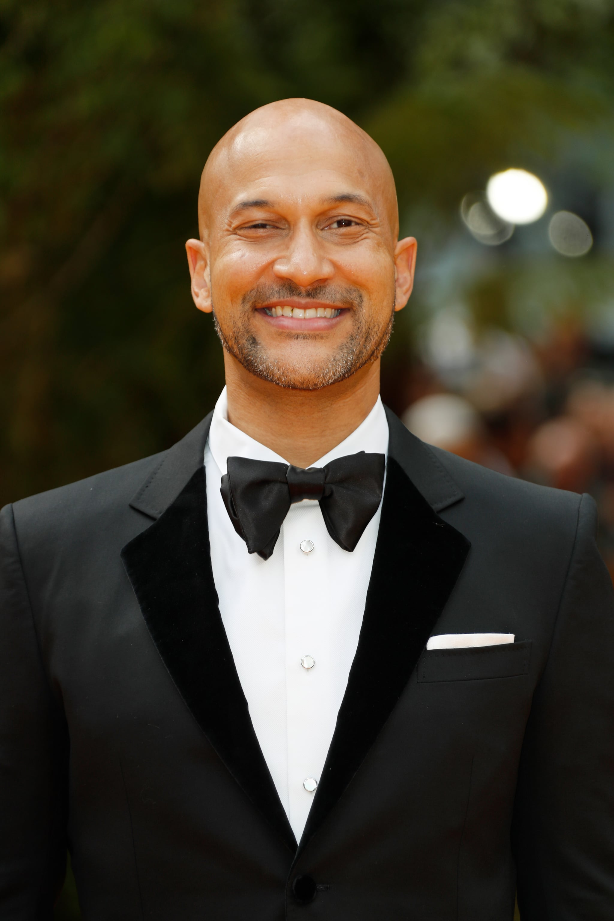 Pictured Keegan Michael Key At The Lion King Premiere In