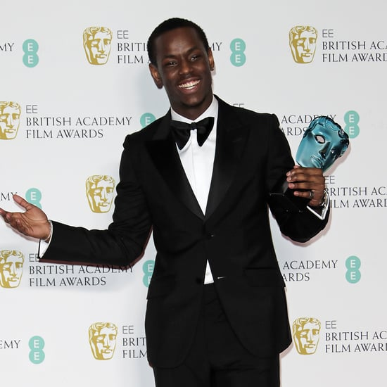 BAFTAs 2020: Micheal Ward Wins EE Rising Star Award