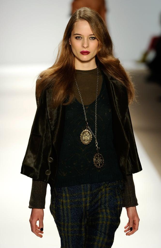 New York Fashion Week: Nanette Lepore Fall 2010