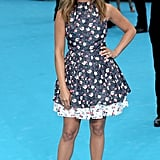Jennifer Aniston Photos at We're the Millers London Premiere