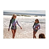 Maisonette x Cynthia Rowley Mommy and Me Daybreak Wetsuits