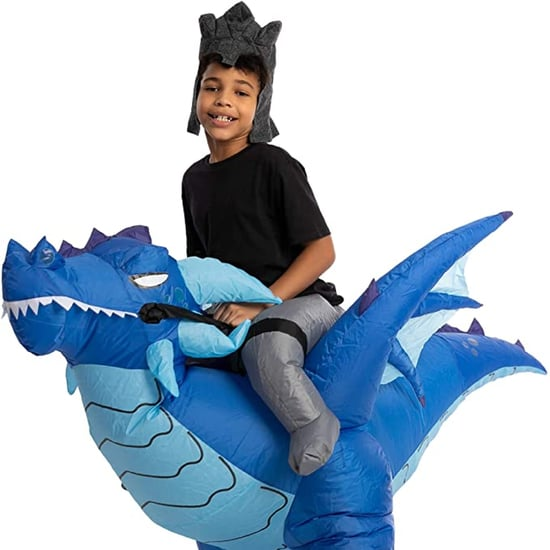 Inflatable Halloween Costumes For Kids To Social Distance
