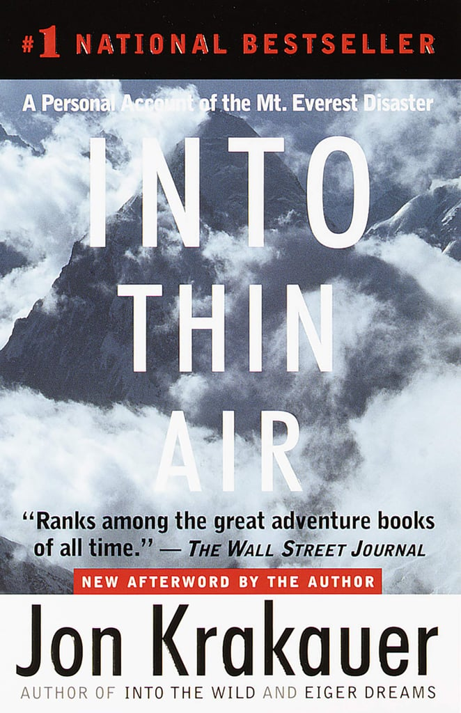 Into Thin Air by Jon Krakauer