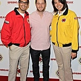 Ben McKenzie attended the Spring Break: Destination Education fundraiser party in LA.