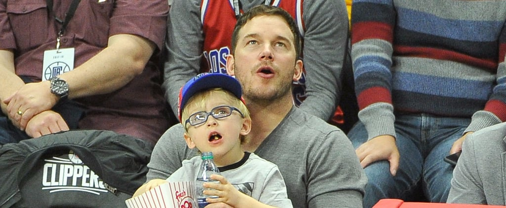 Chris Pratt Has a Boys' Night Out With His Son After Anna Faris House Hunts With Her BF