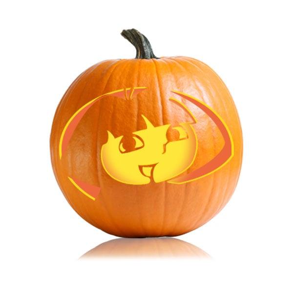 Dora The Explorer 26 Pumpkin Carving Ideas For Your