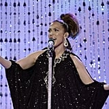 J Lo Brings Sexy Style to Her Special AMAs Tribute