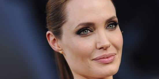 Angelina Jolie Proves Moms Can Also Be Sexual Women