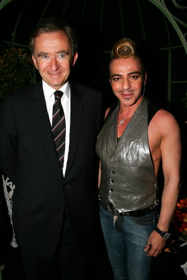 Bernard Arnault on John Galliano's Replacement at Dior