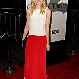 Alison Pill attended the premiere.