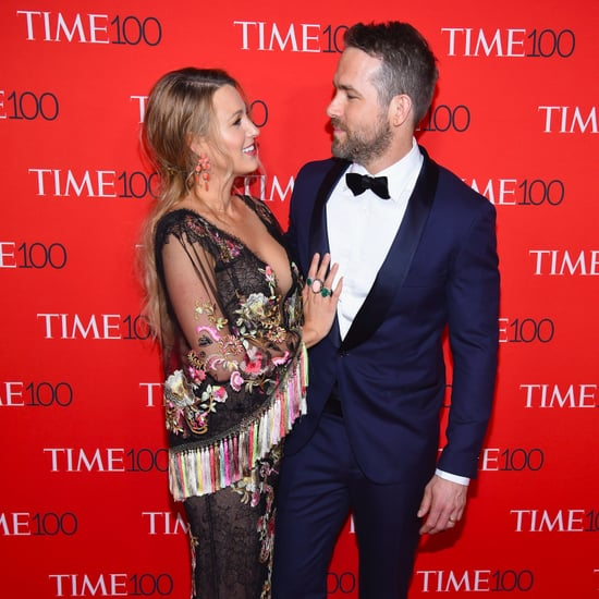 Blake Lively and Ryan Reynolds at Time 100 Gala 2017