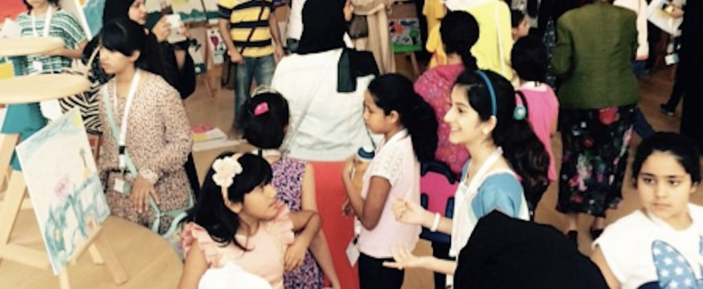 This Program Is Supporting 500 Orphans in the UAE Through the Arts
