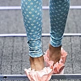 Batsheva Shoes on the Runway at New York Fashion Week