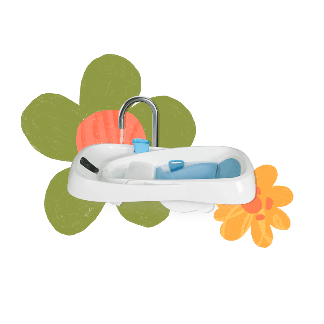 4Moms Cleanwater Tub