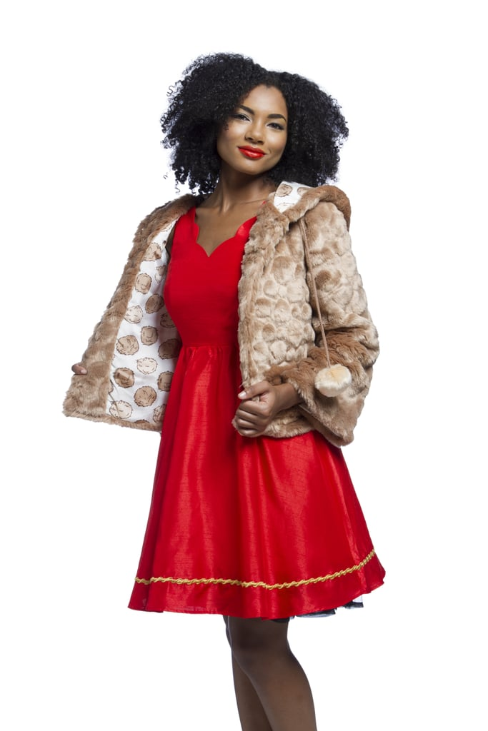 Star Trek Tribble Faux Fur Coat ($90)
