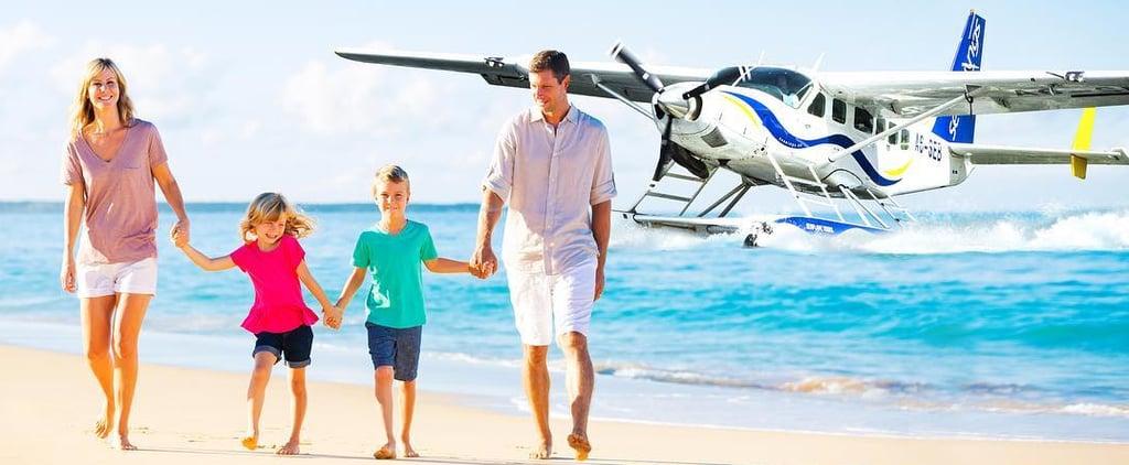 حسم بنسبة 20 على السفر بطائرة مائية من دبي إلى أبوظبي 2019