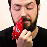 Ray Gun Nose Trimmer