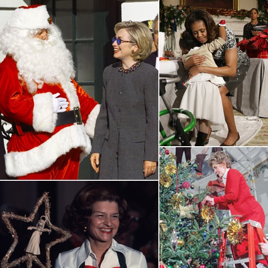Christmas — First Lady Style