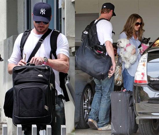 Photos Of Eric Dane And Rebecca Gayheart  Popsugar Celebrity-8965