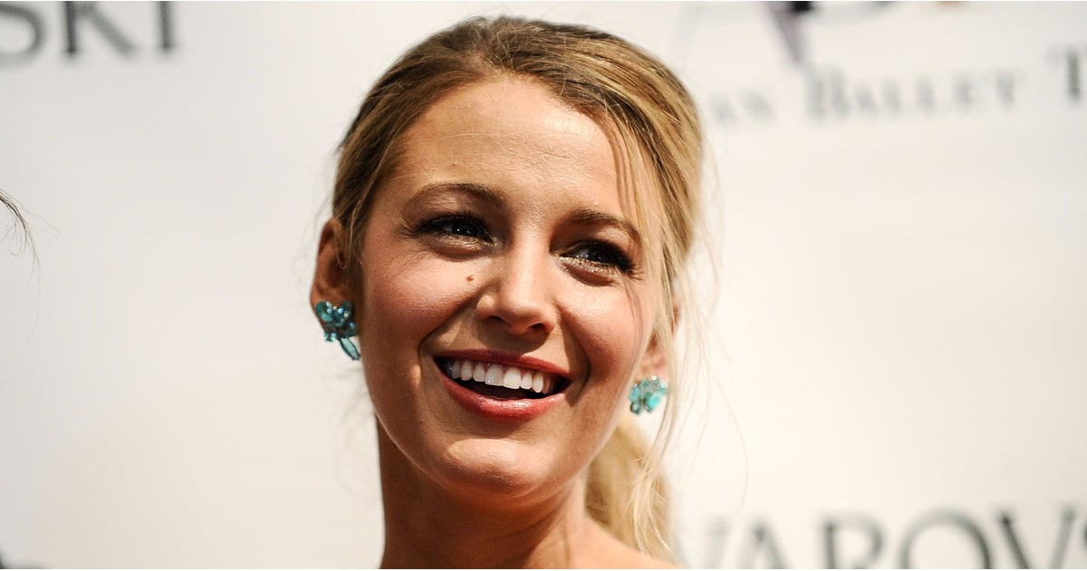 If Blake Lively Got a Lob Haircut, It Would Look Like This