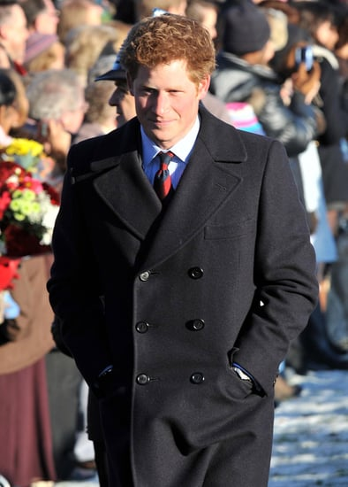 Pictures of Prince Harry, The Queen, Princess Beatrice, The Royals At Sandringham Christmas Day 2010
