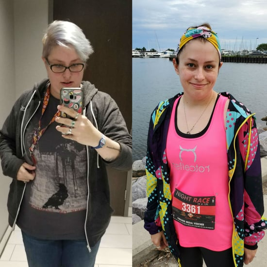 A Woman's 66-Pound Weight-Loss Transformation
