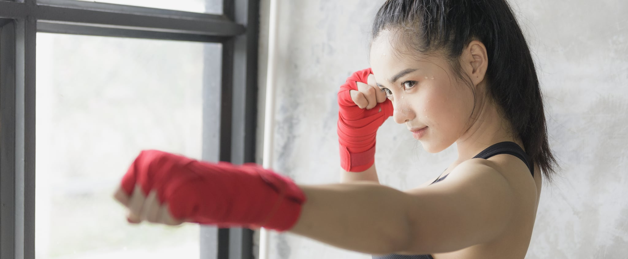 Ways You Can Improve Your Kickboxing Technique at Home