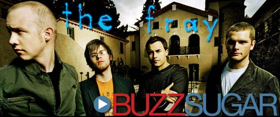 BuzzSugar Giveaway: Win a CD From The Fray and a Sony Portable DVD Player!
