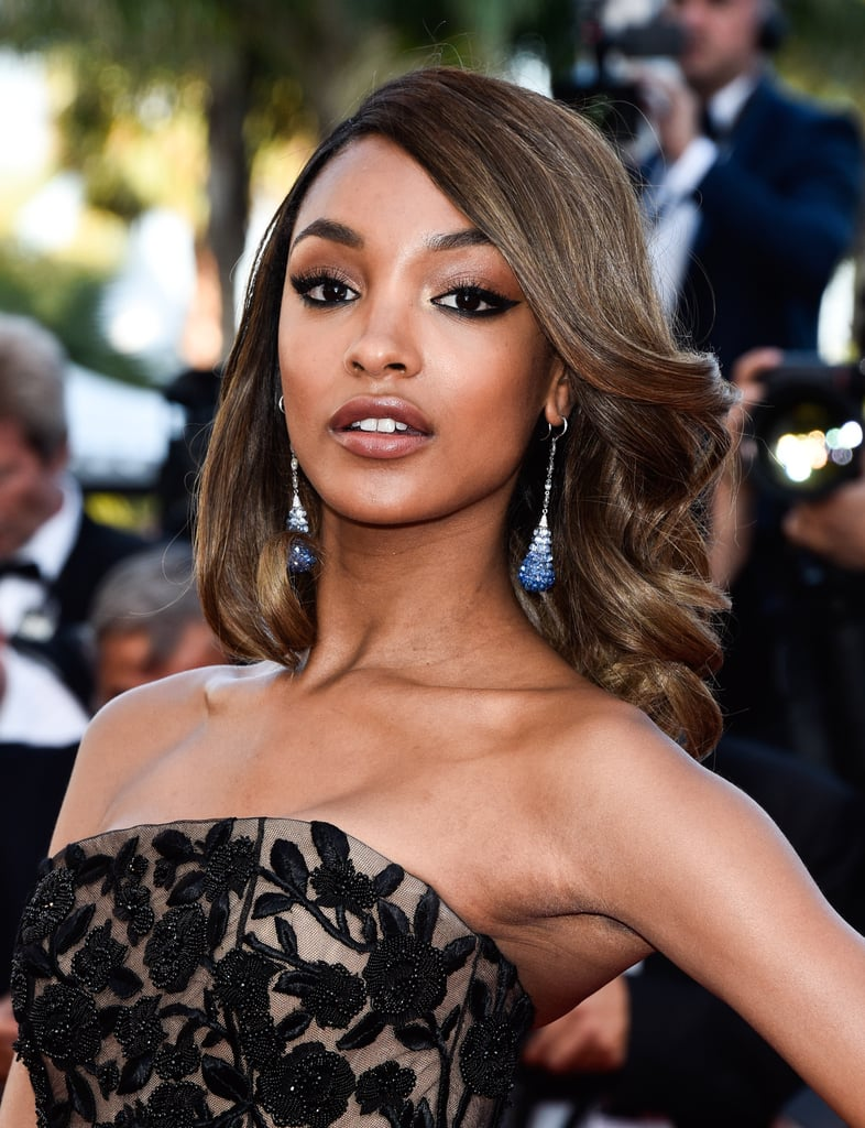 Jourdan Dunn | Best Bob Haircuts For All Hair Types | Celebrity Photos | POPSUGAR  Beauty UK Photo 29