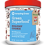 Amazing Grass Holiday Cookie Green Superfood