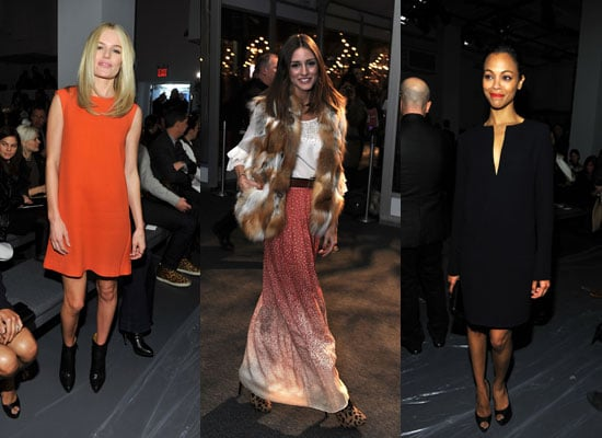 2011 Fall New York Fashion Week: Fab Faves Special Edition!