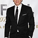 Daniel Craig promoted Skyfall in Australia.