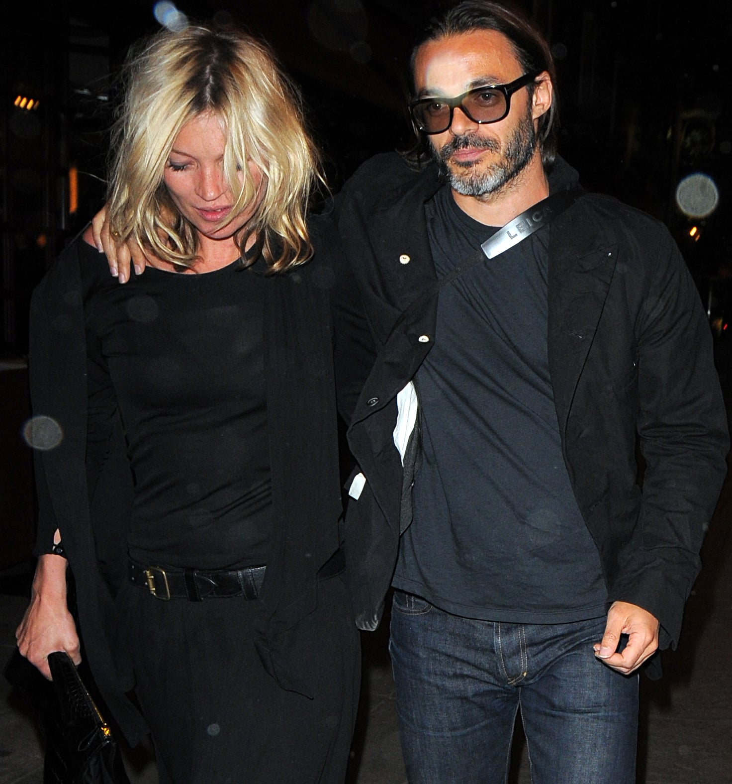 photos of kate moss dining out with her ex photographer mario sorrenti  jamie hince doesn u0026 39 t want