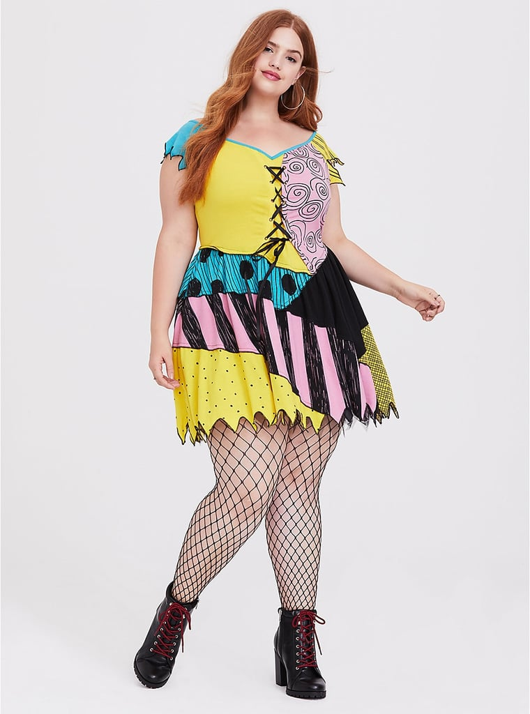 Disney The Nightmare Before Christmas Sally Lace,Up Skater