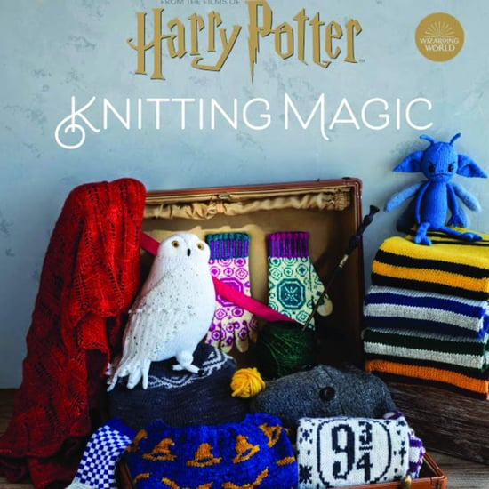 Harry Potter Knitting Magic Pattern Book