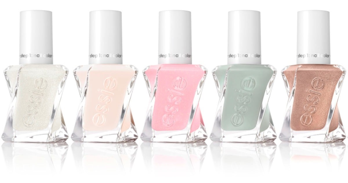 Essie and Monique Lhuillier Teamed Up on the Most Perfect 6 Bridal Nail Polish Colors
