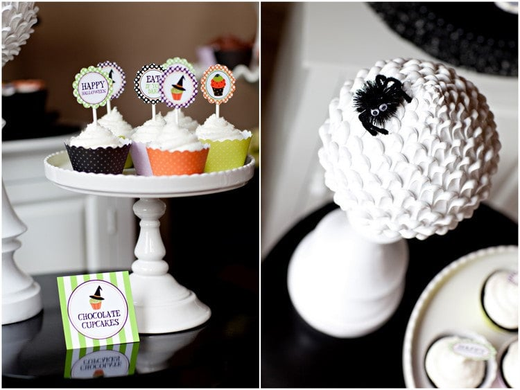 Halloween Cupcake Collection