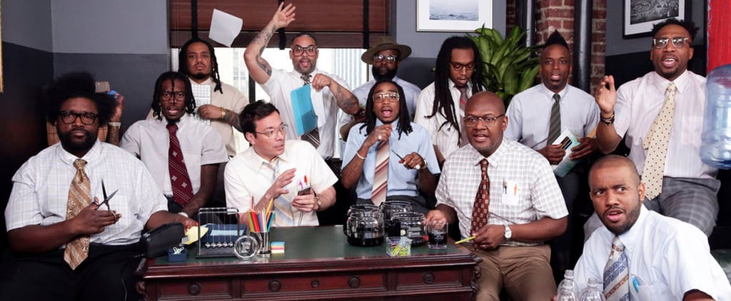 "Love Migos's ""Bad and Boujee""? Wait Until You Hear It Performed With Office Supplies"