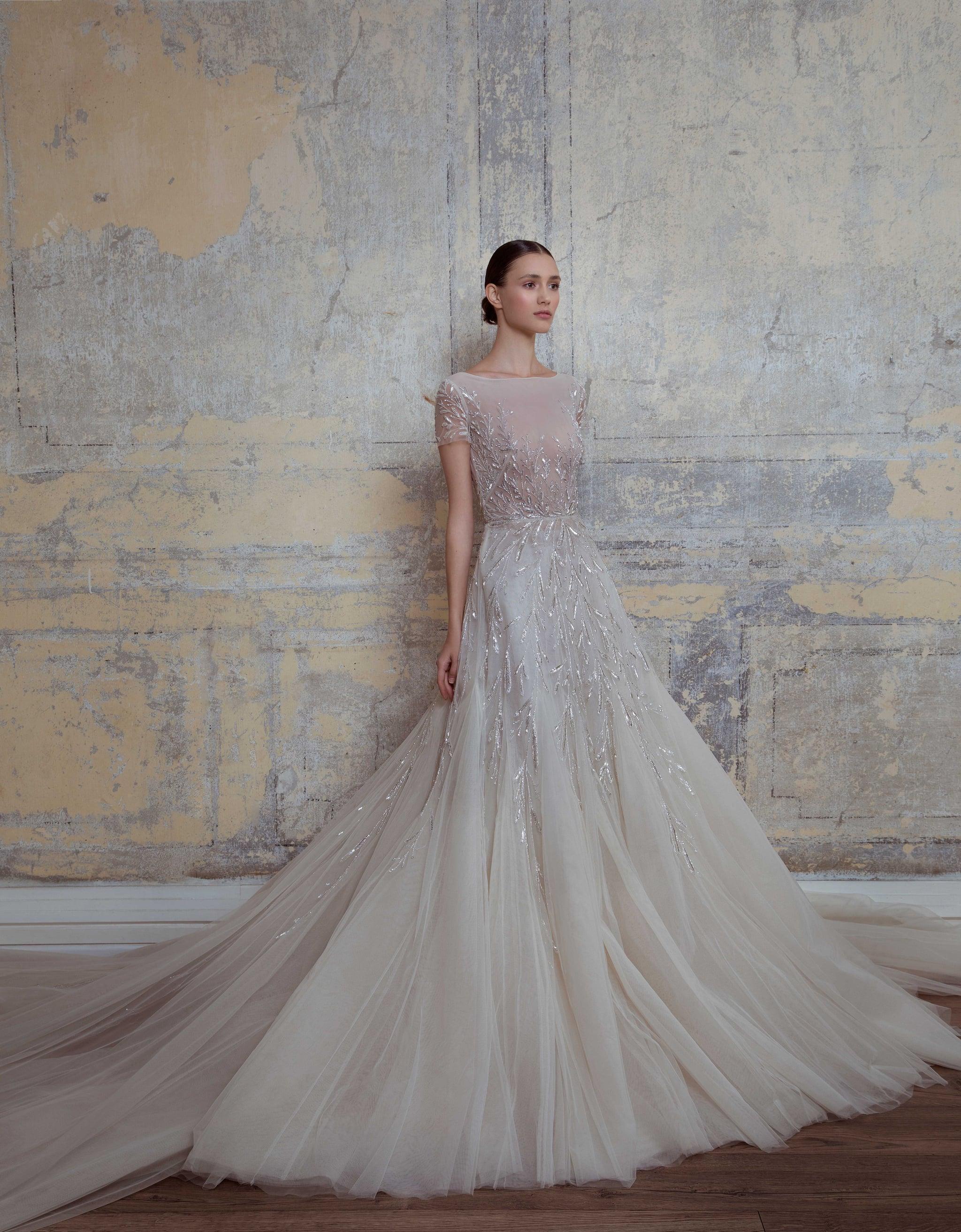 Best Wedding Dress Designers 2020 Popsugar Fashion