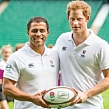 Prince William and Prince Harry Work Hard and Play Hard