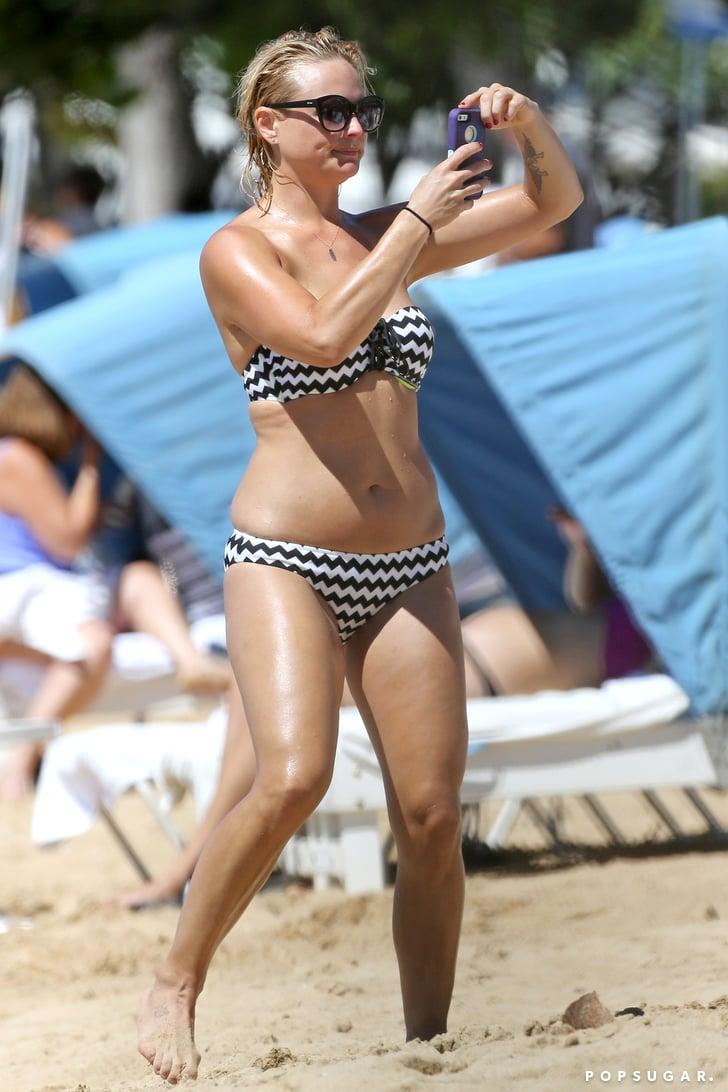 Miranda Lambert Bikini Pictures In Hawaii Popsugar