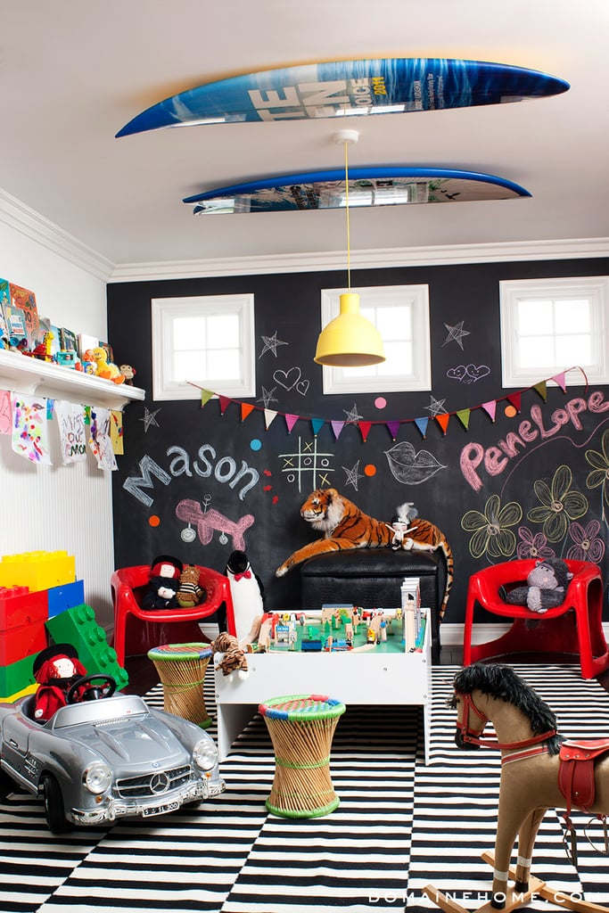 We Can't Get Enough of Mason and Penelope Disick's Adorable Rooms!