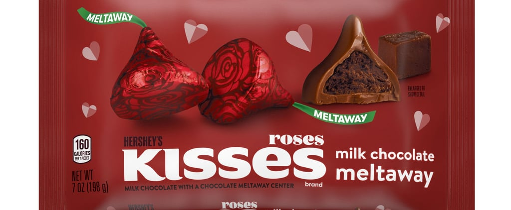 Hershey's Kisses Meltaway Roses Are Available Now