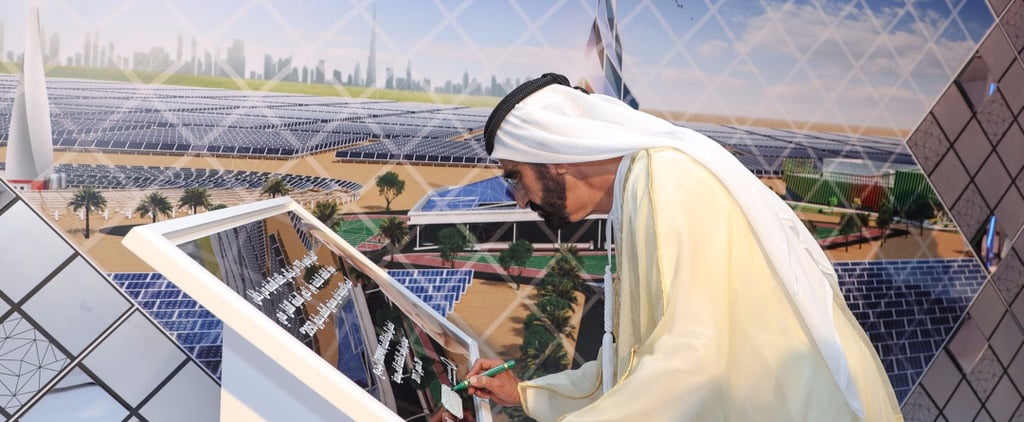 75% of Dubai Will Rely on Solar Energy by 2050