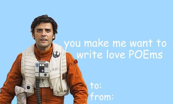 Star Wars Valentines Popsugar Tech