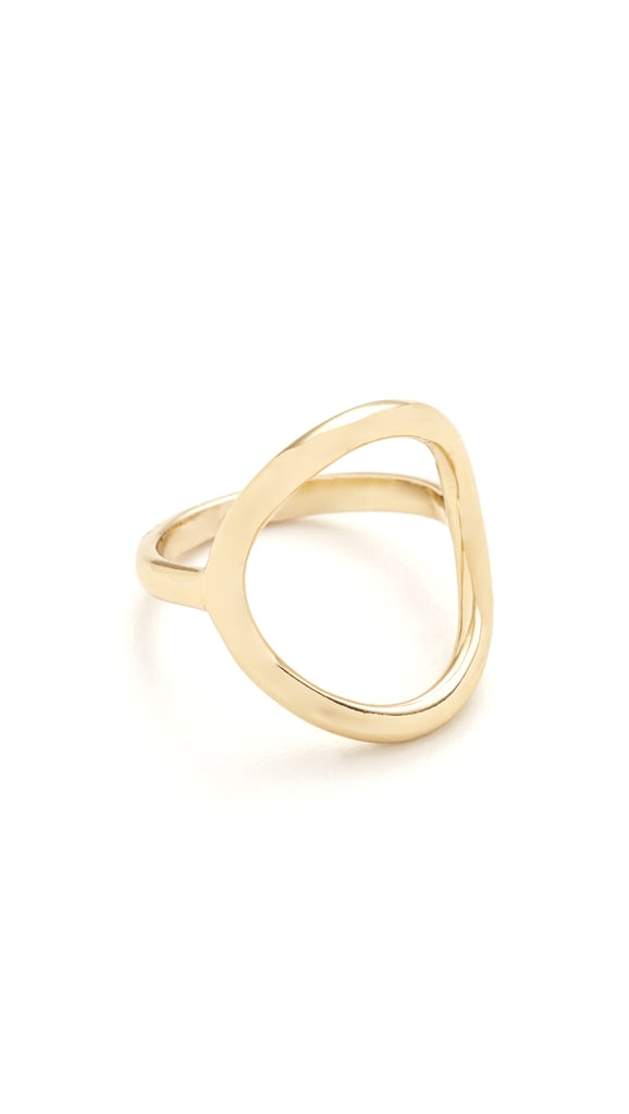 Madewell Big Circle Ring ($18)