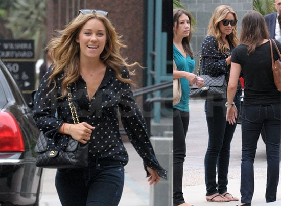 Photos of Lauren Conrad, Who Recently Denied Dating My Boys Actor Kyle Howard