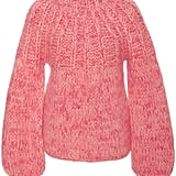 Ganni The Julliard Mohair and Wool-Blend Sweater