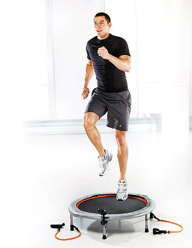 Mini-Trampoline: Fad or Here to Stay?